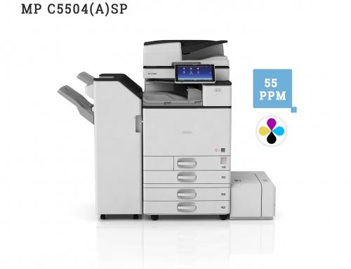 MP C5504(A)SP