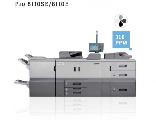 PRO™ 8110SE/8110E