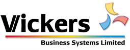 Vickers Business Systems Logo